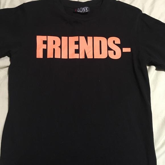684bbea7 Vlone shirts shirt poshmark jpg 580x580 Vlone chiraq tee